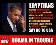 EGYPT UPDATE  4.20.14 on the move by Obama, Turkey, and Qatar to overthrow the Egyptian government and reinstate the Muslim Brotherhood