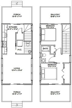 apartment floor plans This is a PDF Plan available for Instant home with microwave over mini range, apartment sized fridge, & stacked washer/. Tiny House Layout, Tiny House Cabin, Small House Design, House Layouts, House 2, House Porch, Cottage House, The Plan, How To Plan