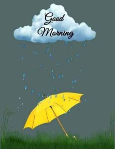 Beautiful Morning Pictures, Happy Good Morning Images, Good Morning Beautiful Gif, Good Morning Images Flowers, Good Morning Picture, Good Morning Rainy Day, Good Morning Christmas, Paul Mccartney, Morning Rain Quotes