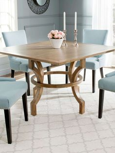 Safavieh Ludlow Square Dining Table Ludlow Square Dining Table  Sturdy  elmwood dining table Features a plank top and MDF accents Measurements  SQ   x H  alpha brass chair   Modern bar stools  Bar stool and Stools. Safavieh Ludlow Dining Table. Home Design Ideas