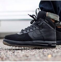 the best attitude 44844 3f636 lunar force 1 - Nike is gearing up for fall with the Nike Lunar Force 1  Duckboot. This stylish piece of footwear offers its wearers the style of a  cool Nike ...
