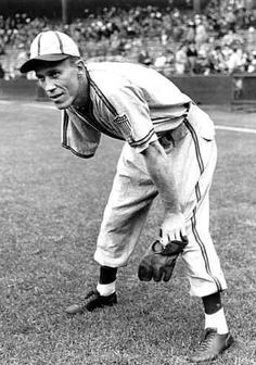 Peter J. Gray (1915 - 2002) Baseball player, famous for being a one-armed outfielder, played for the St. Louis Browns during the war year of 1945
