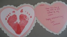 Cute ideas for Valentine's Day cards by kids, including a fairy one with doilies. Description from pinterest.com. I searched for this on bing.com/images