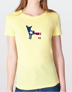 Women's Mask Chihuahua T-Shirt - Righteous Hound