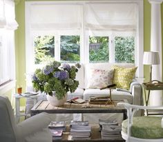 Green-Country-Living-Room-Ideas-400x350.jpg (400×350)