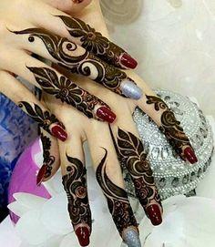 New Finger Henna Mehndi Designs - Kurti Blouse Khafif Mehndi Design, Rose Mehndi Designs, Finger Henna Designs, Arabic Henna Designs, Mehndi Designs 2018, Stylish Mehndi Designs, Mehndi Design Pictures, Mehndi Designs For Fingers, Dulhan Mehndi Designs