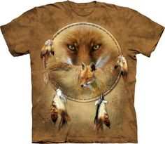Dream Catcher Fox Tee