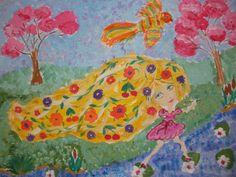 P6040009 - работы Амелии - Галерея рисунков - Детские рисунки на Gallerix.ru