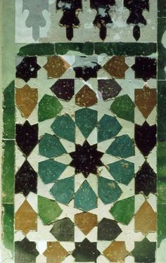 Pattern in Islamic Art - Alhambra