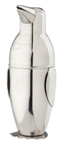 Harold Import Company Penguin Shaped Cocktail Shaker