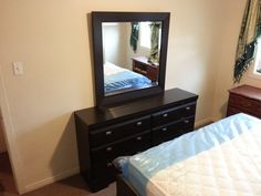 New Dresser with Mirror
