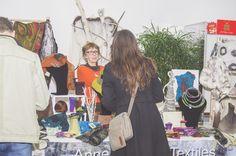 OS 2014 - Anne Alldread Textiles at the Artisan Fair. Photography by Leon William Vann
