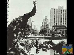 Fotografias Antigas da Avenida Paulista.: 560 Fotografias Antigas da Avenida Paulista.