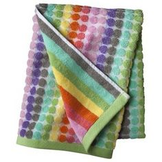Circo® Butterfly Towels - Green