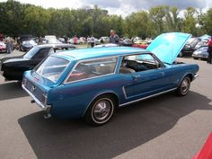 Mustang Station Wagon