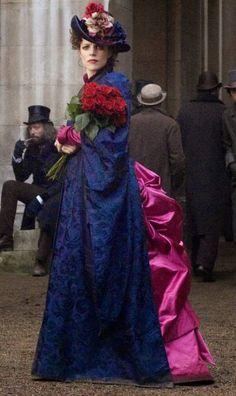 Rachel McAdams in Sherlock Holmes - Affordable Wedding Dresses: Victorian
