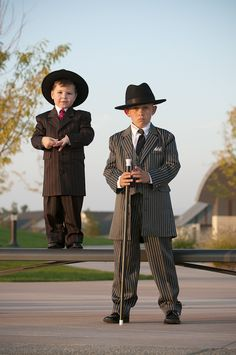 Classic Zoot Suit - Awesome Look!