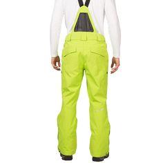 Spyder Dare Tailored Pant Herren Skihose grün  – Bild 2 #spyder #skibekleidung #outlet #sporthausmarquardt