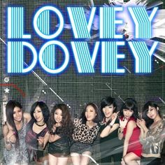 """[T-ARA] Japanese MV of """"Lovey Dovey"""" is Now Out!"""