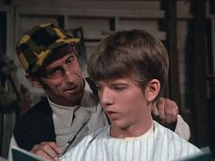 Google Image Result for http://waltons.steve-p.org 'Yancy training to be a barber'