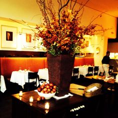 Fall at 🍂 Group Meals, Restaurants, Table Decorations, Fall, Home Decor, Autumn, Decoration Home, Fall Season, Room Decor