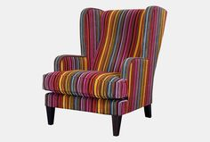 Bladon wing chair in