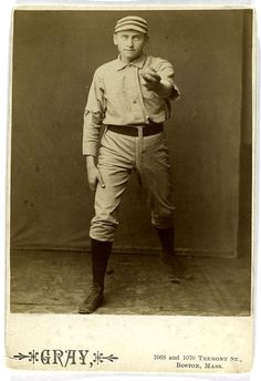 strange funny vintage baseball photos from the 1800s (1)