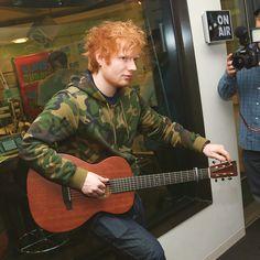 Ed Sheeran - Found on the-ship-and-his-compass.tumblr.com via Tumblr