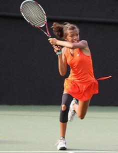 | Tyler Smith, one of Bermuda's top female tennis players, can't ...