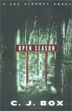 Open Season (Joe Pickett, #1) by C.J. Box / 9780425185469 / Fiction - Mystery, game warden