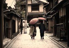 Reminder of traditional Japan