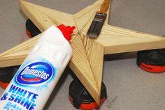 Ako zosvetliť staré drevo? Savo ho zmení na nepoznanie. » Prakticky.sk Spray Bottle, Cleaning Supplies, Driftwood, Cleaning Agent, Drift Wood, Airstone