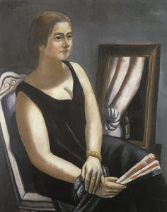 """Max Beckmann and Minna Tube had first met each other in 1902 at the Großherzogliche Kunstschule zu Weimar (Grand Ducal Art School at Weimar), which only just then had begun to admit women. A young woman who studied art at the turn of the century, as this daughter of a military priest, had her own head. Beckmann once noted to """"never have completely possessed her"""" was a """"huge imposition"""" for him. The price he demanded when they married in 1906 was, from today's perspective, outrageous: Minna…"""