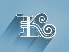 The Letter K by Stephen G Jones