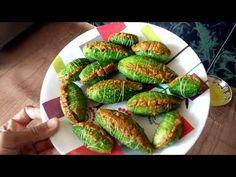 How to make stuffed Karela Punjabi Style   भरवां करेला रेसिपी   Bharwa Karela Recipe in Hindi - YouTube