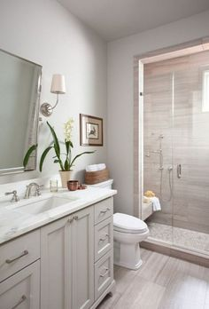 ComfyDwelling.com » Blog Archive » 80 Small Yet Functional Bathroom Design Ideas