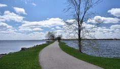 Beautiful Menominee Park - #Oshkosh, #Wisconsin