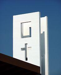 Il Campanile della nuova chiesa
