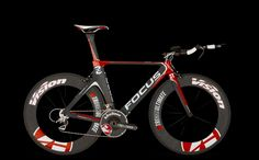 Focus time trial bike