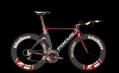 Focus time trial bike