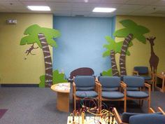 kids waiting area Medical Office Design, Waiting Area, Kids, Home Decor, Young Children, Boys, Decoration Home, Room Decor, Children