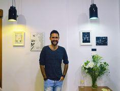 """Adrián Izquierdo, Ilustración en """"11 Colores"""""""