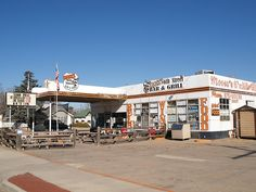 Amarillo Texas Route 66 Route66 2008 P3105134 by mrchriscornwell, via Flickr