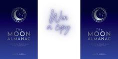 WIN: Moon Almanac - by Judith Hurrell #giveaway #win Boating Holidays, Moon Magic, Lunar Eclipse, Harvest Moon, Giveaway, Books, Libros, Lunar Eclipse Live Stream, Book