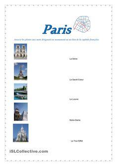 Je découvre Paris