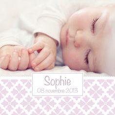 Grand format sur la naissance de votre petite fille, offrez donc ce faire part de naissance fleuri: http://www.lips.fr/impression/faire-part-naissance/format-130-x-130-4p-modele.html?modele_id=262 #fairepartnaissance