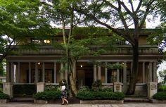 Yamate 234 Residence (山手234番館). / Architect : KIchizo Asaka (設計:朝香吉蔵).