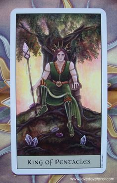 Dating the King of Pentacles