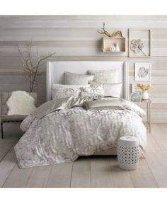 Hotel Collection Fresco Full Queen Duvet Cover Only At Macy S