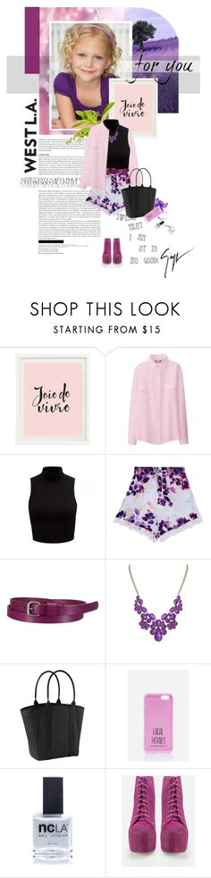 """For you..."" by palmanana ❤ liked on Polyvore featuring La Vie en Rose, Joie, Uniqlo, Forever New, Somedays Lovin, Athleta, Local Heroes, ncLA, Jeffrey Campbell and Giuseppe Zanotti"